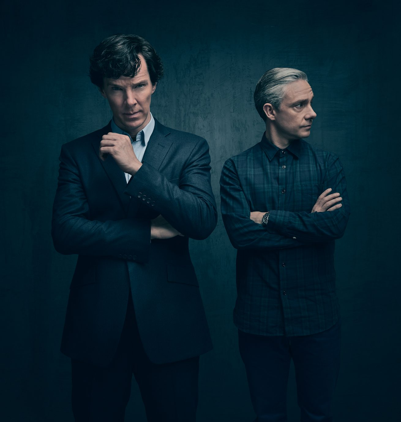 Sherlock S4 - Teaser Portrait